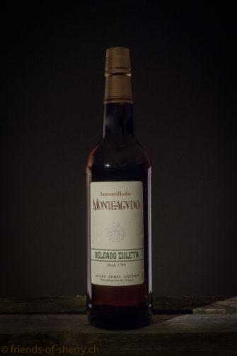 Sherry Amontillado - Delgado Zuleta 75 cl